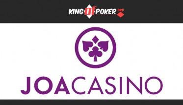 Avis et Bonus JOA par King of Poker