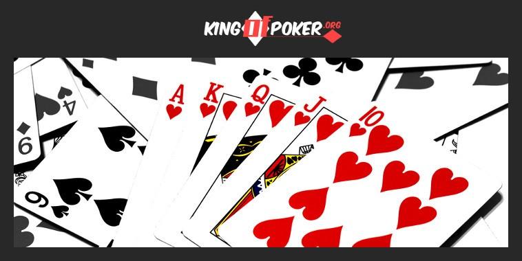 Regels poker texas hold em