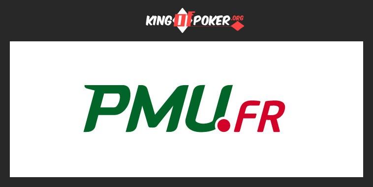 Avis et Bonus PMU par King of Poker