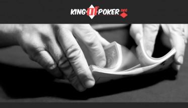 Déroulement d'un coup au poker