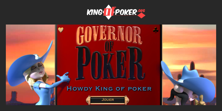 Telecharger jeux de governor of poker 2