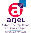 Logo Arjel pour la fiabilité des sites