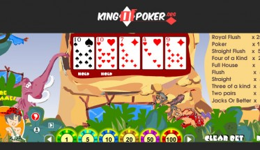 Jurassic Poker : Vidéo Poker Gratuit
