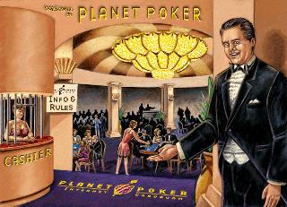 Planet poker premiere salle de poker en ligne
